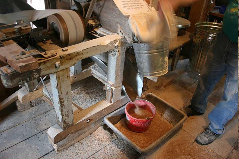 Flour Milling Process
