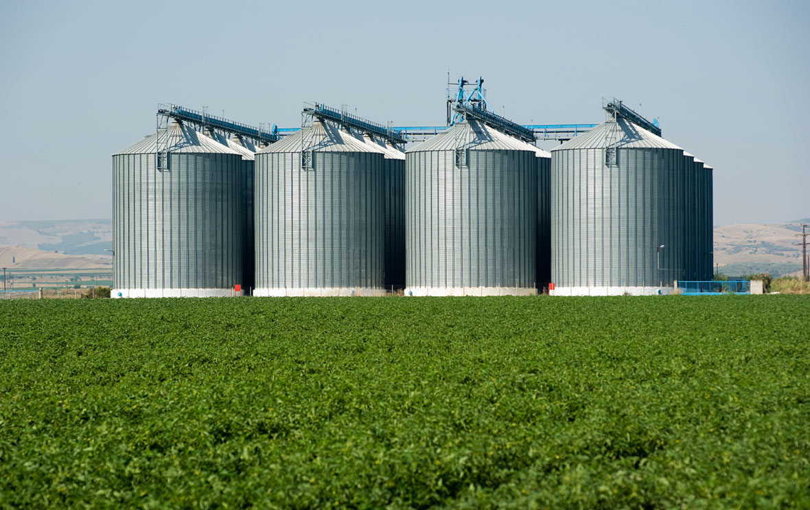 Why Silos Are The Best Form Of Bulk Storage