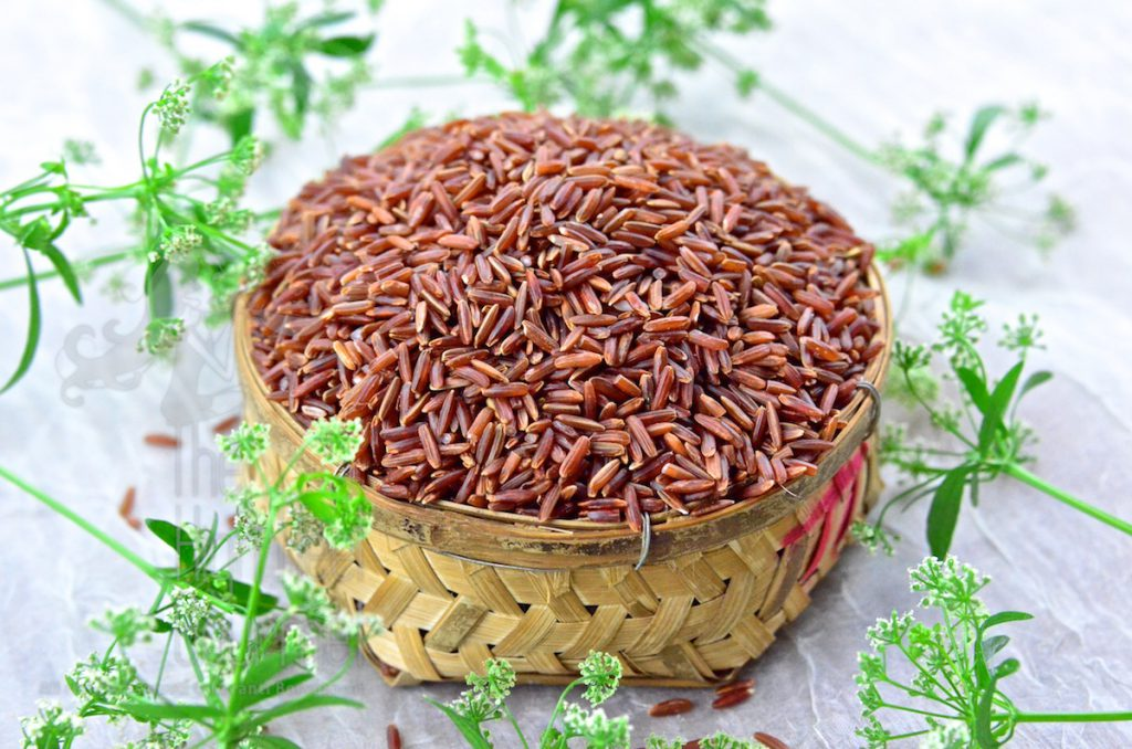 Red Rice And Its Health Benefits