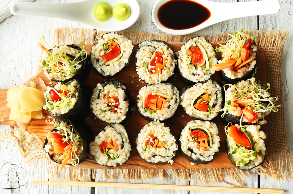 Reason Behind The Awfulness Of Brown Rice Sushi