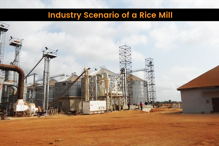 Industry Scenario of a Rice Mill