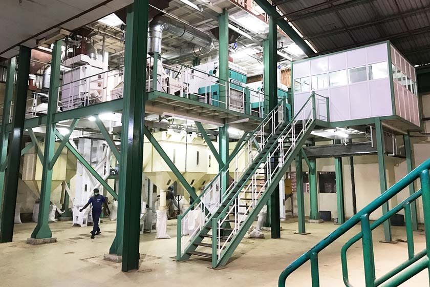 Get Your Rice Processing Plant Designed and Installed by Rice Mill Consultants in Bangladesh.