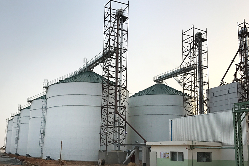 STORAGE SILO – Store Grain To Reduce Post-Harvest Losses And Protect Its Quality